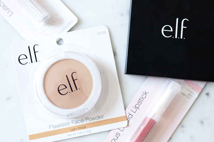 Elf Cosmetics has makeup dupes for NARS, Stila, and Make Up Forever for less than $6!