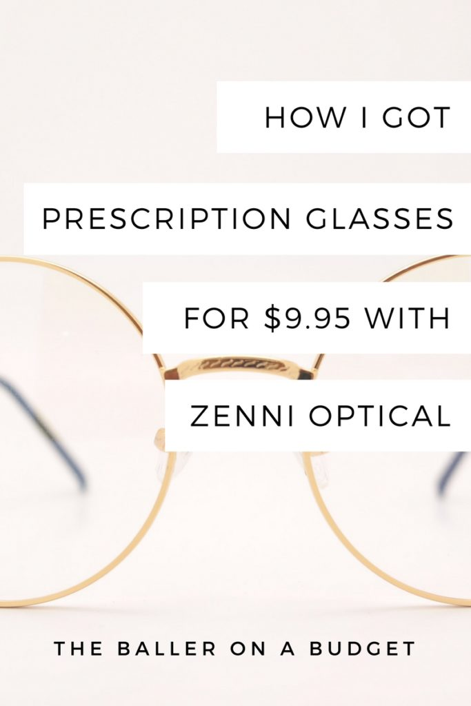 I got some adorable prescription sunglasses for a grand total of $19.85. See how you can too!