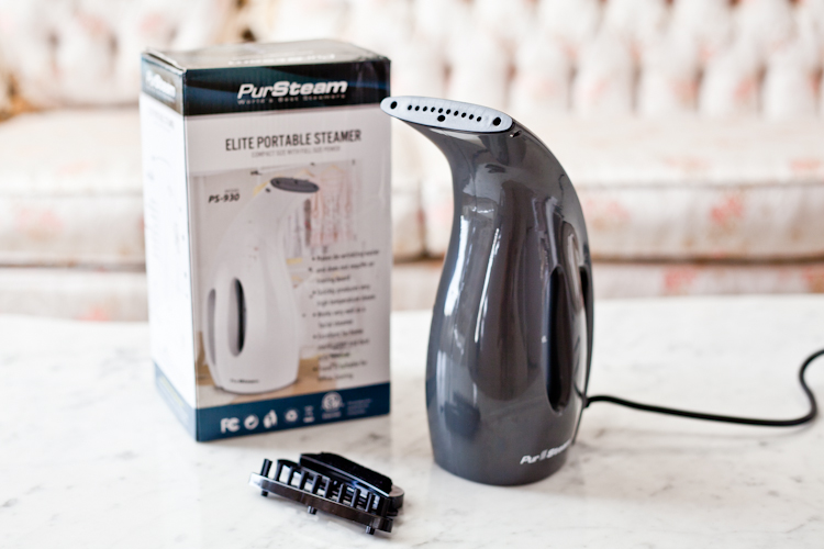 This portable garment steamer was only $1. How did I get it so cheap? Through Elite Deal Club, you can get thousands of great Amazon products as low as $1 or even free!