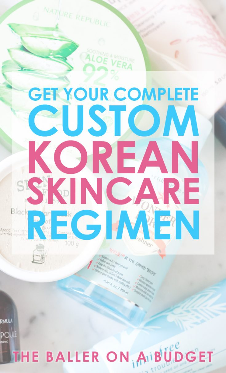Looking for a Korean skincare regimen that's a perfect match for you? Get it here, from a licensed esthetician. - www.theballeroanbudget.com