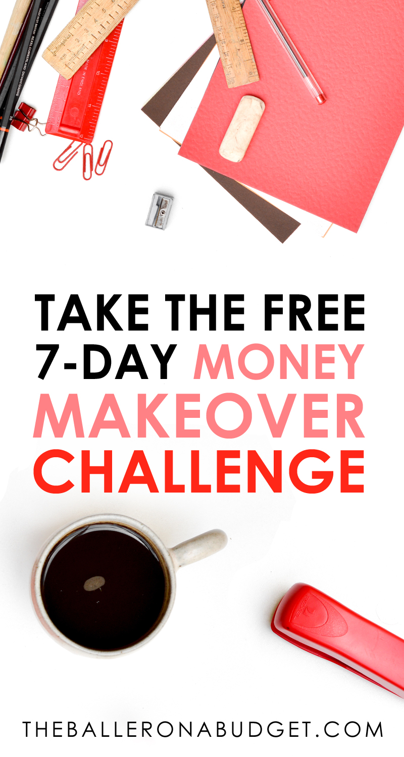 Have your finances got you stressed out? Do you feel like you never have enough money? Here are 10 signs you may need a money makeover, and keep reading to join the free 7-day money makeover challenge! Learn how I paid off my debt, made $278 in a single hour, and continue to grow my income with these simple yet life-changing strategies. - www.theballeronabudget.com