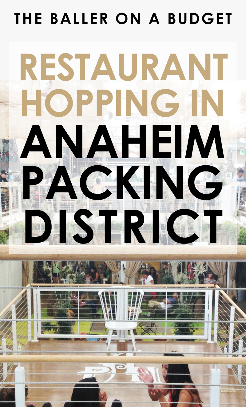 The Anaheim Packing District is a great place for food, drinks, and entertainment. However, the food can get pricey and the lines can grow long. Avoid the trouble and save some money with the ultimate guide to this Southern California destination. - www.theballeronabudget.com
