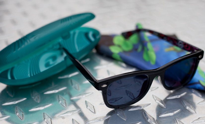 54c6ec86e49 I got these adorable prescription sunglasses for a grand total of  19.85.  Thank you Zenni Optical!