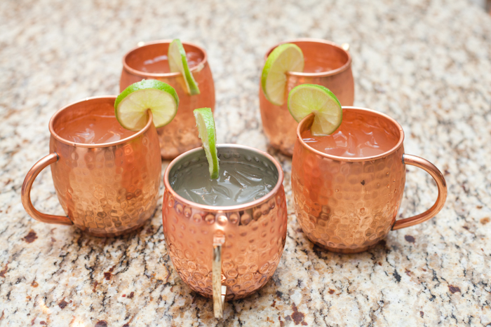 A $14.99 bottle of Tower Vodka can make for excellent-tasting Moscow Mules! This affordable vodka is hand-crafted and distilled six times.