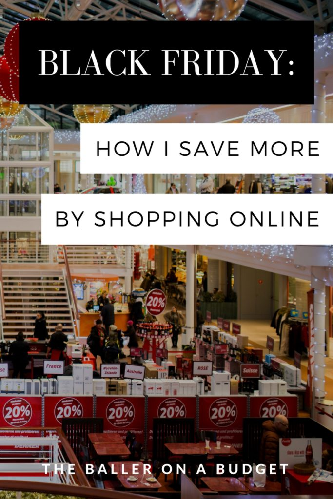 Fighting through brutal crowds vs. staying in your PJs with your laptop? I'd rather stay home and get even better deals online on Black Friday - here's why.