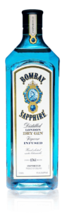 Bombay Sapphire is a great and affordable gin that has citrus and juniper notes, making it a clean and herbaceous liquor.