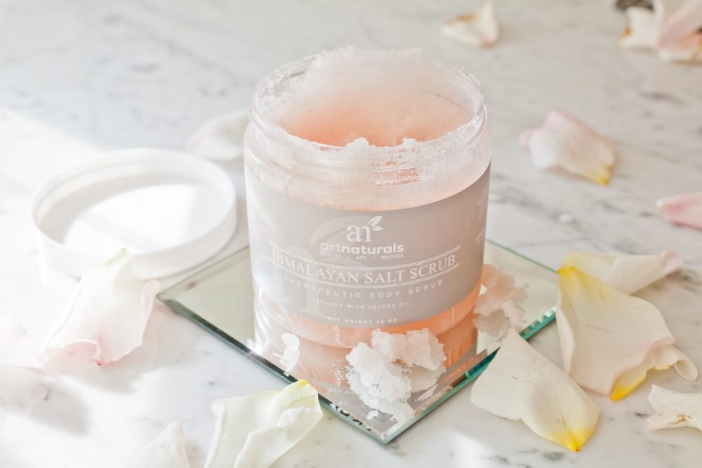 I got this jar of Himalayan salt scrub for $1! How did I get them so cheap? Read more to see how I snagged these deals on Elite Deal Club!