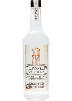 Distilled 6 times, Tower Vodka has proven my taste buds to be better than Grey Goose. And at the price of $14.99 for 750ml, who could say no?