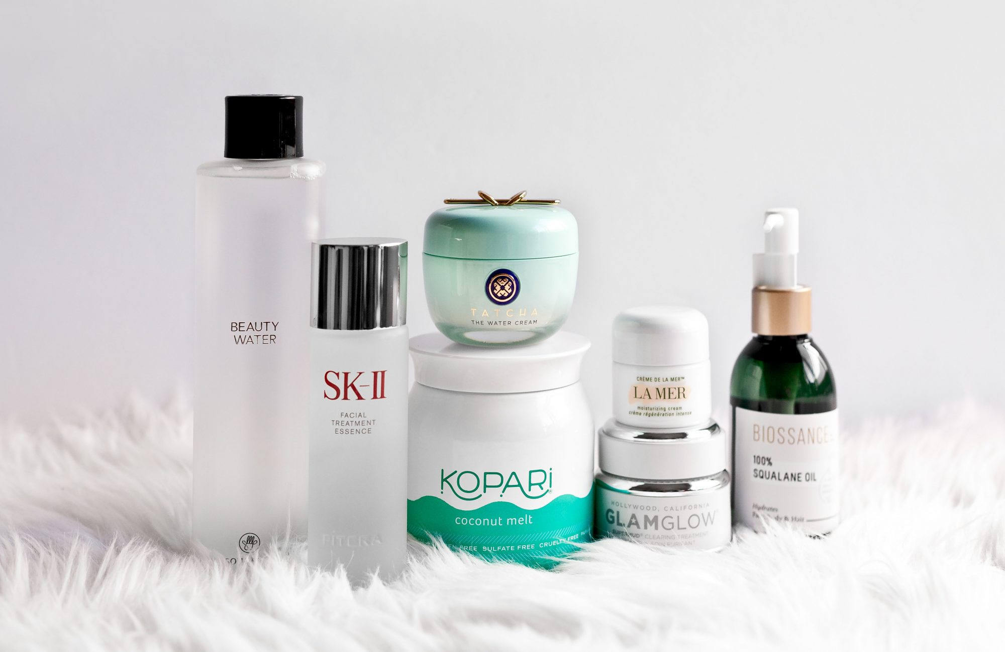 Expensive skincare and beauty products from Sephora compared to affordable drugstore products