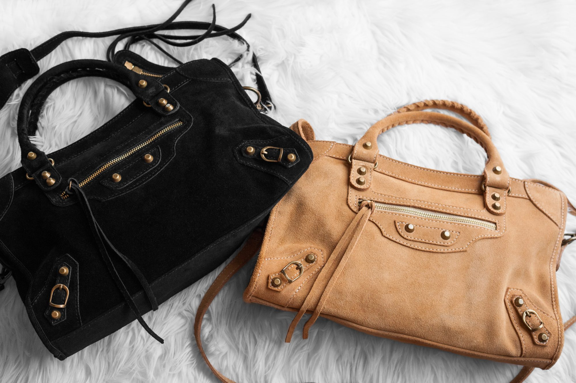 The Look For Less: Balenciaga City Bag - $2,190 vs. $105 - THE BALLER ON A BUDGET - An Affordable Fashion, Beauty & Lifestyle Blog
