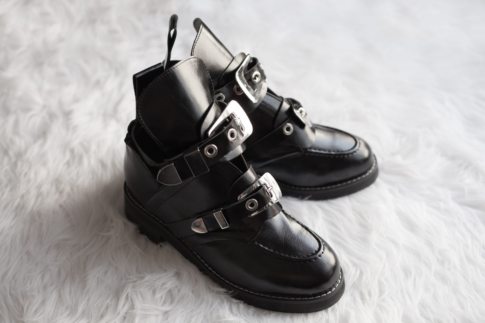available pretty nice superior quality Designer Dupe: Balenciaga Ceinture Ankle Boot - $1,275 vs ...