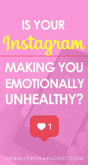 Did you know that unhealthy use of Instagram can contribute to mental disorders, body dysmorphia or even eating disorders? Here are some tips on using Instagram responsibly, because your mental health deserves it. - www.theballeronabudget.com