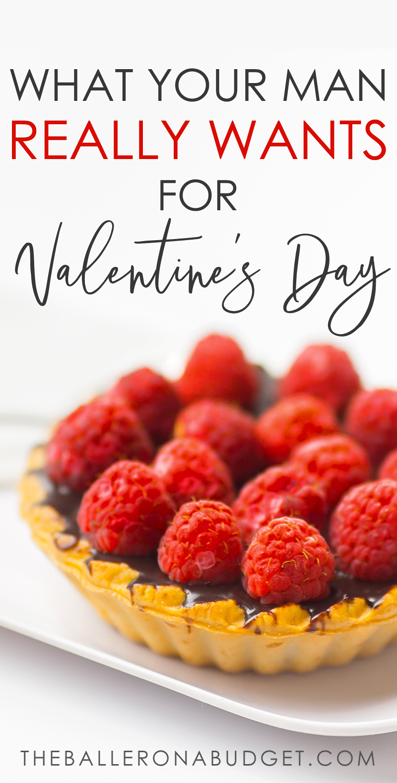 Do men really havelow-maintenance romantic needs as such as food and sex? Dinner at home followed by a session of love-making could be the perfect gift to celebrate with your honey this Valentine's Day. - www.theballeronabudget.com