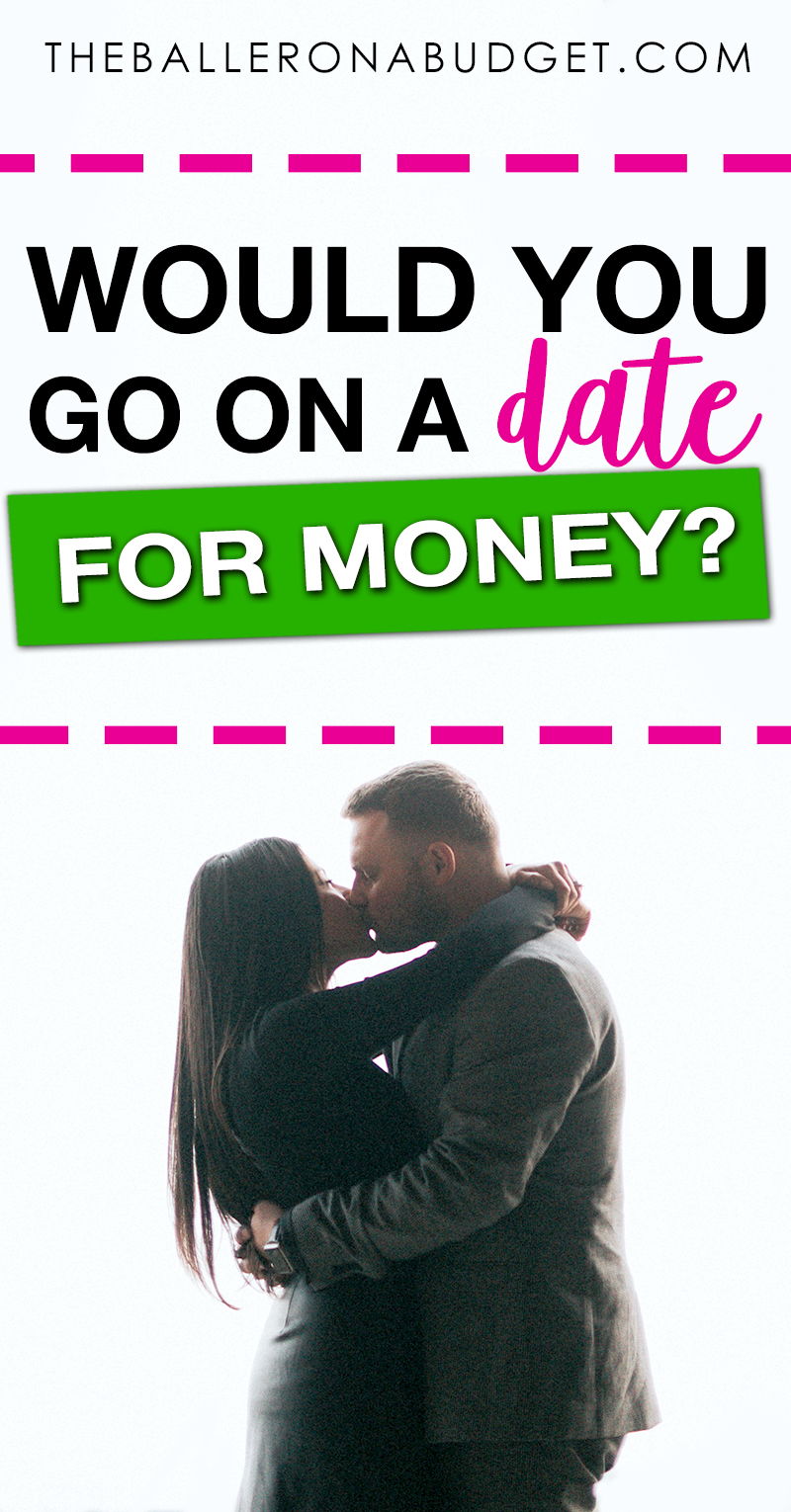 "Would you go on a date for money? No? Well, many college students are to help pay off their student loan debt. Being a ""sugar baby"" is quite common and not the scary or dangerous taboo you think it is. See for yourself! - www.theballeronabudget.com"