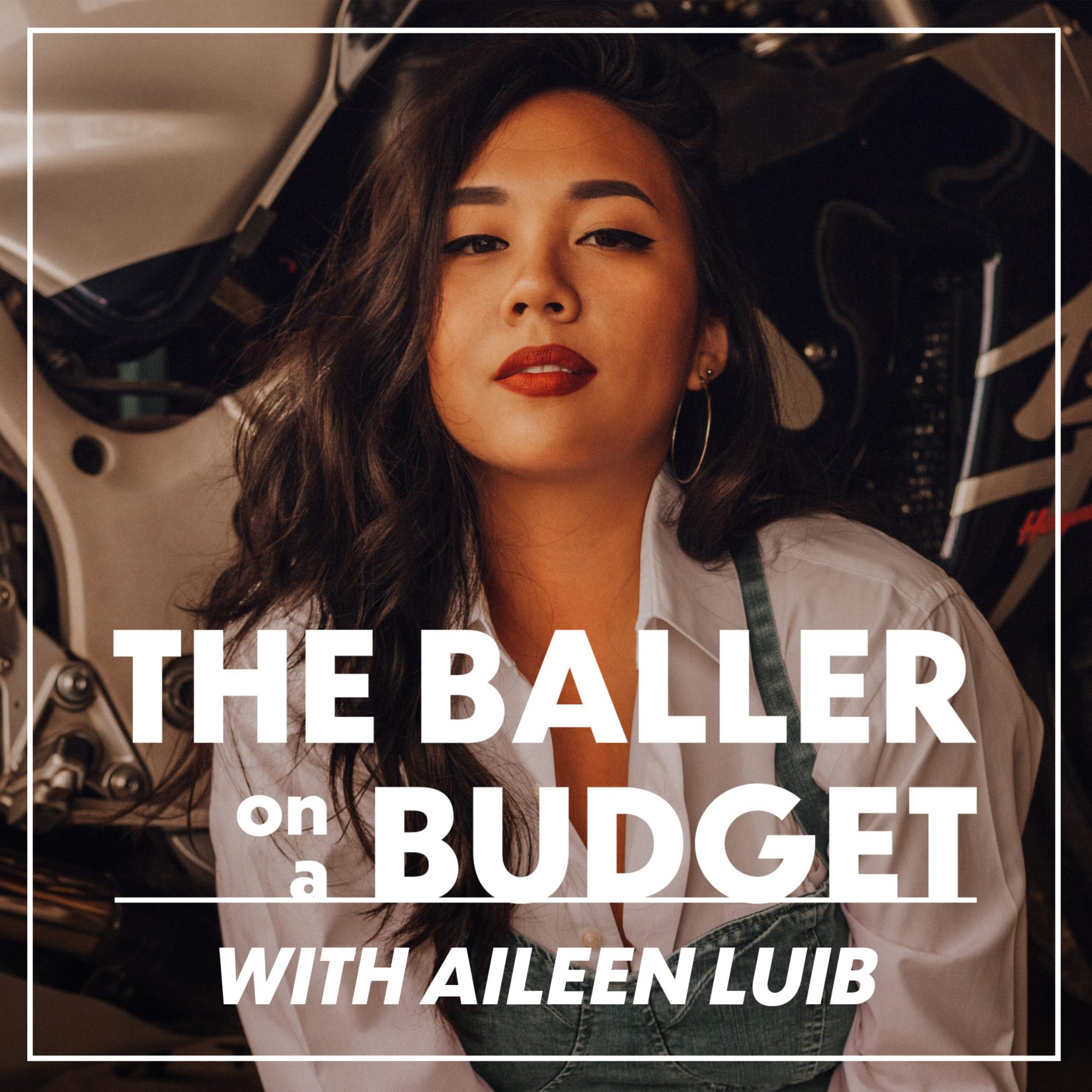 Aileen Luib, host of The Baller on a Budget podcast