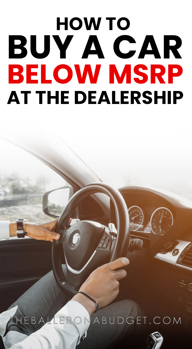 How to Negotiate With Car Dealerships For the Best Deal